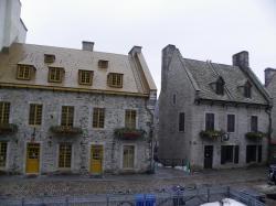 Maisons traditionnelles de la rue Notre Dame