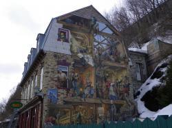 Fresque du Petit Champlain