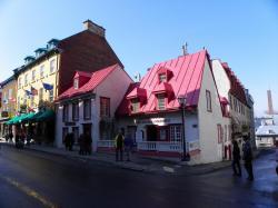 Restaurant de la rue Saint Louis